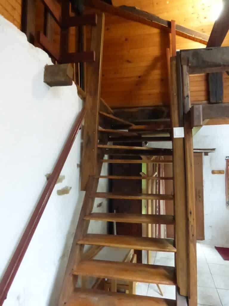 G6 escalier de meunier