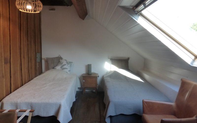 Chambre3 2 lits 100x200