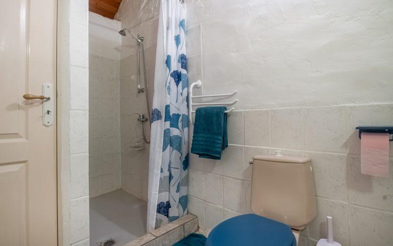 salle de bains gîte 6